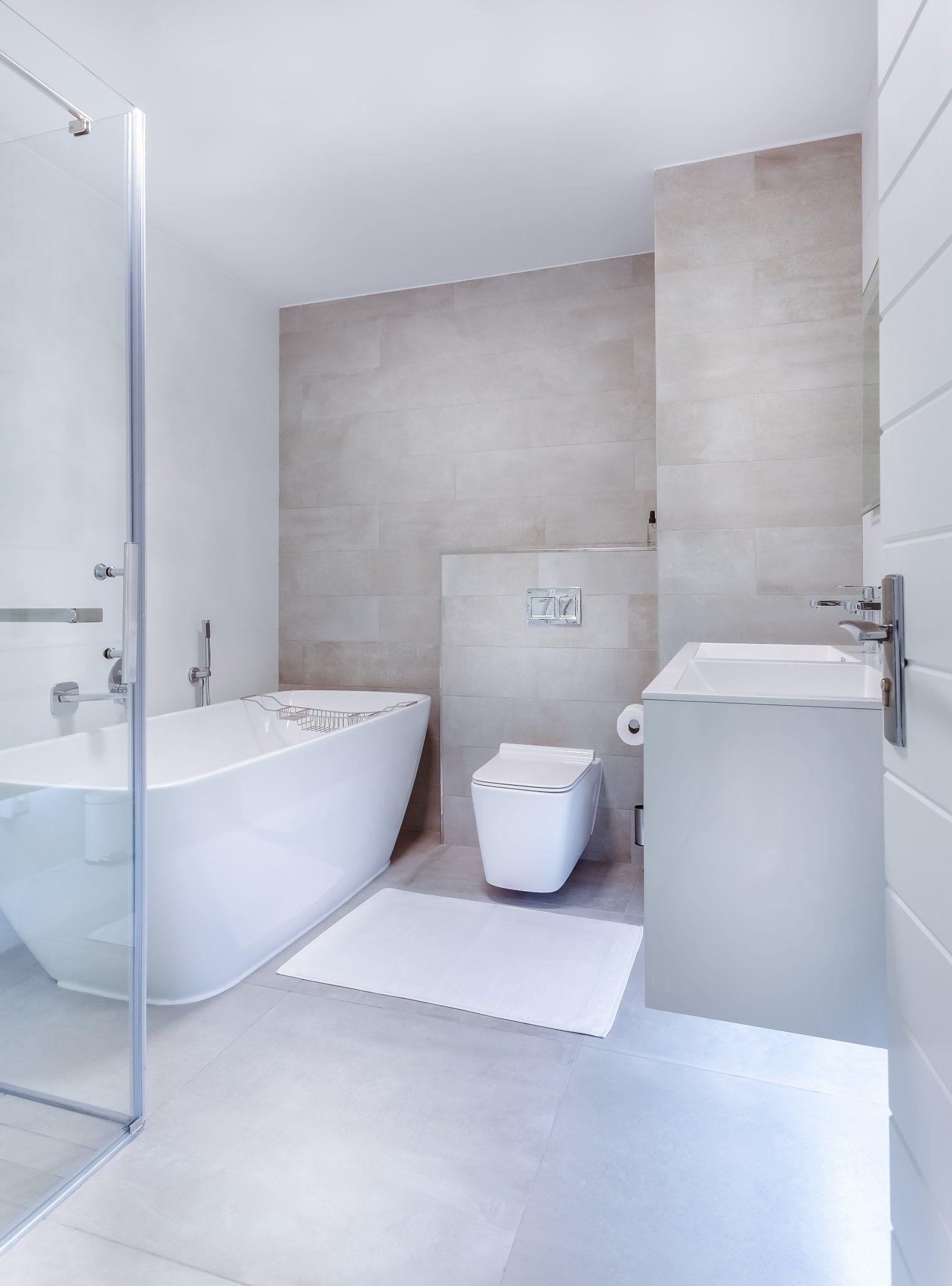 Perfect Salle De Bain Carrelage Ou Pas