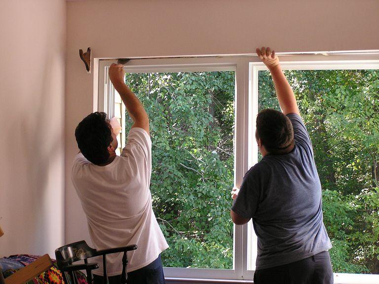 changer vitre fenetre