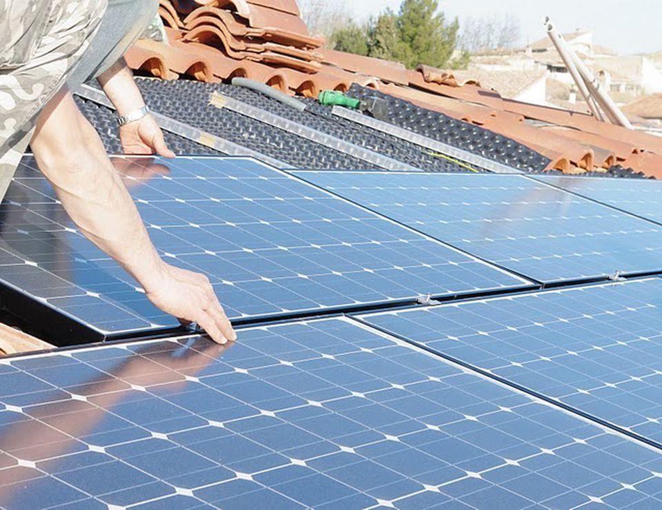 devis installation panneaux solaires